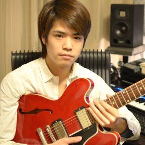 金戸俊吾-ギター-レッスン
