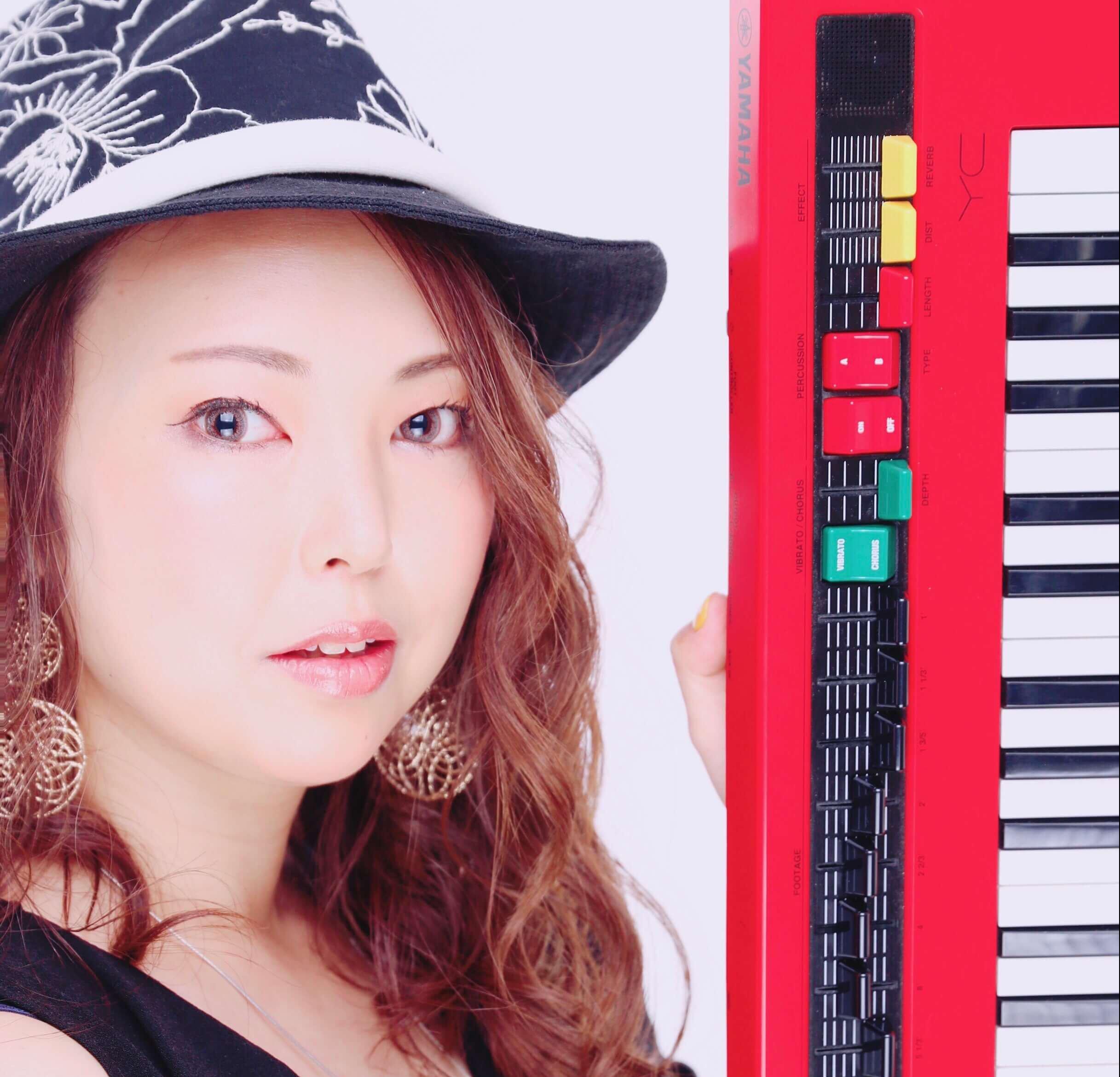 堤 有加/ピアノ・キーボード講師
