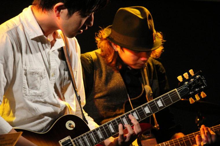 エレキギター-発表会-イベント